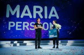 Maria är årets anställd inom Choice