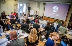 Förbundsmötet blir digitalt