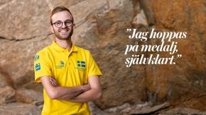 Hallå där, Elias Larsson