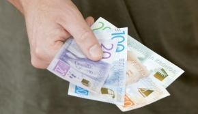 Branscharbetare i lönebotten