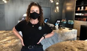 Nordic Choice inför munskydd