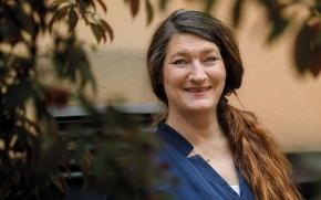 Susanna Gideonsson vill bli sedd som gäst