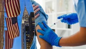 New York vaccinerar restauranganställda