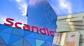 Scandic-vd:s lön upprör
