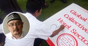 Myanmars fackliga riskerar fängelse