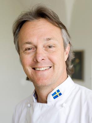 Jan Hedberg är restaurangchef på Svalnäs.