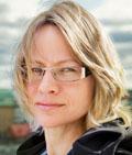 Carolina Bigert, överläkare på Karolinska Institutet.