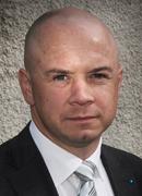 Mattias Nord, hotelldirektör på Quality hotel Selma Lagerlöf.