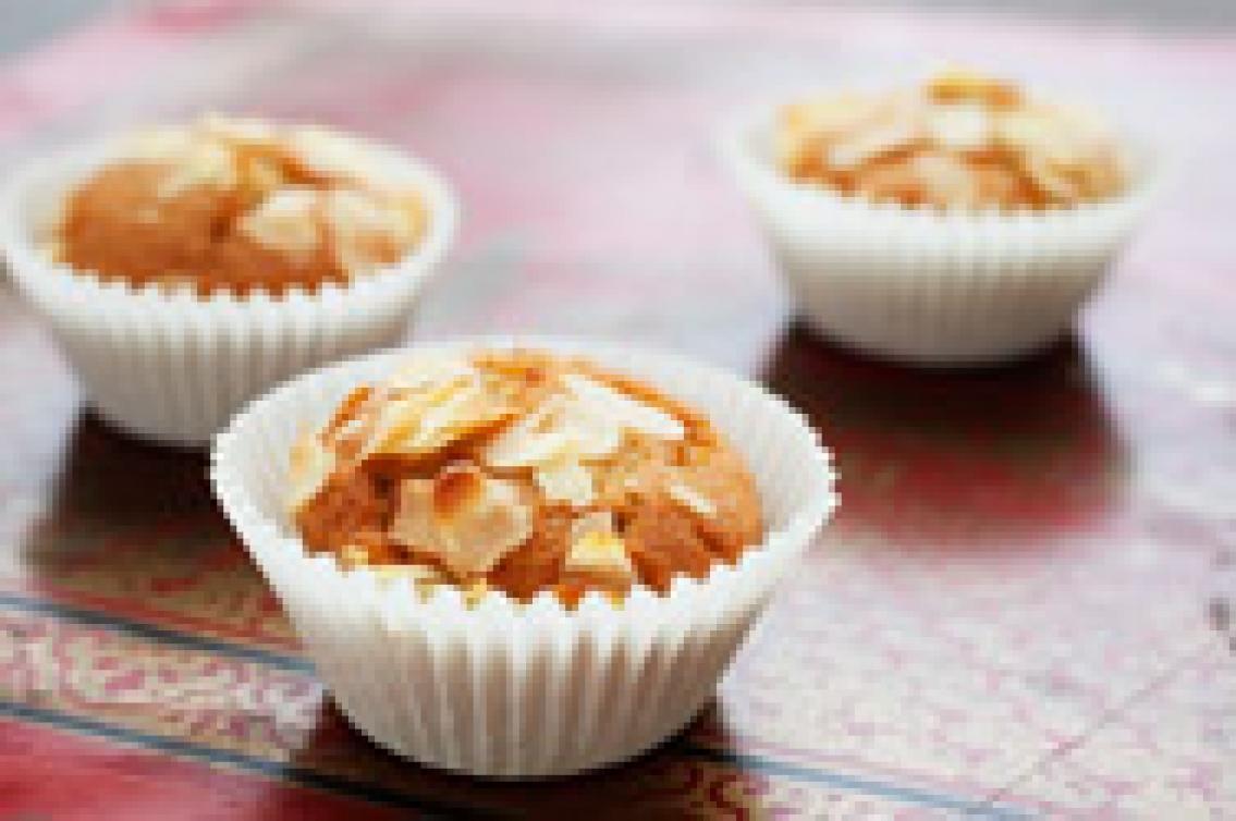Goda, glutenfria muffins