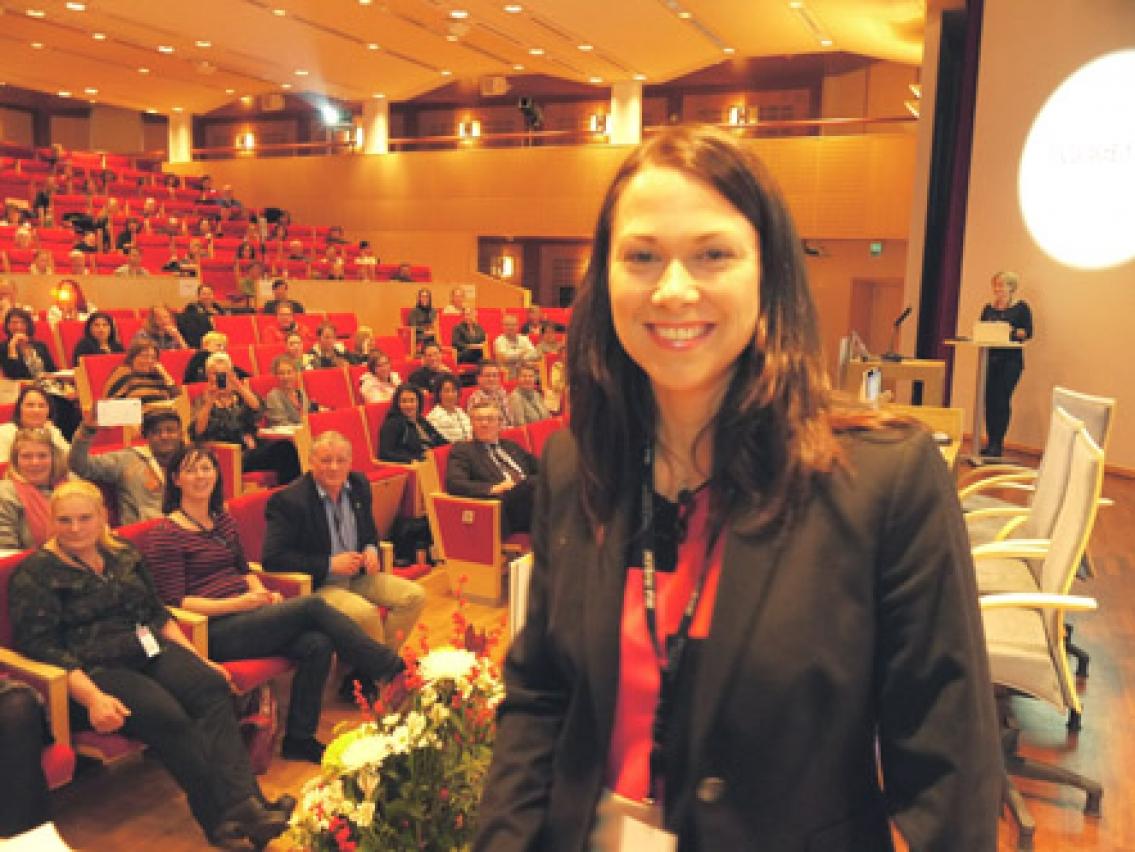 Juholt lovar ordning och reda  på arbetsmarknaden