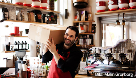 Costas Pliatsikas, Årets Barista 2007