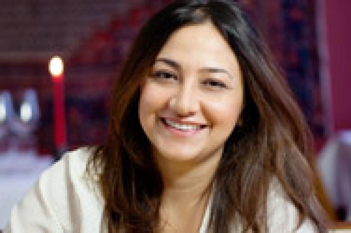 Shila Sarkhoun om det  persiska kökets juvel