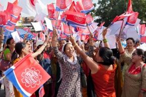 Nepals HRF slåss för jämställda arbetsvillkor