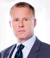 Pontus Sjöstrand, förhandlingschef på Visita