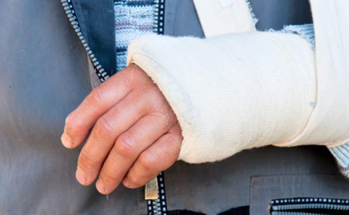 Allt större risk att skadas på jobbet