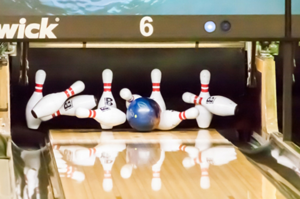 Inga bowlinghallar utan anmärkning