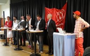 HRF-debatt lockade tunga politiker