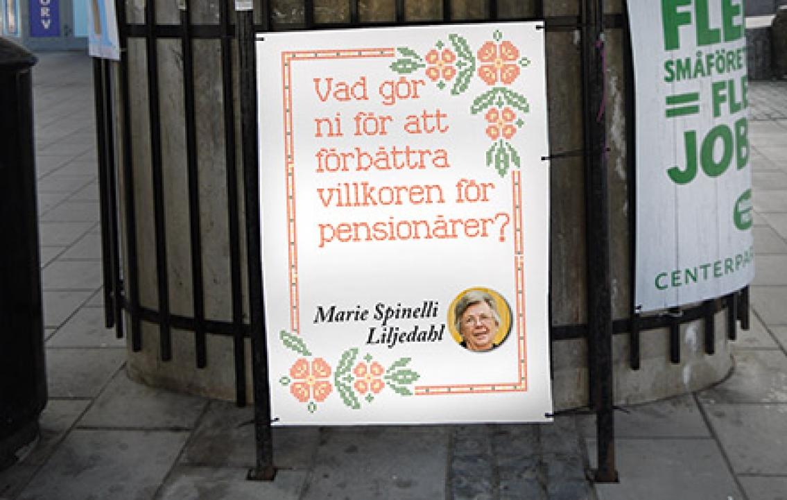 Hur förbättrar ni pensionärernas villkor?