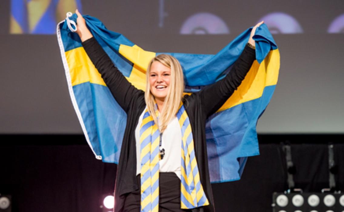 Hallå där, Sabina Nykänen