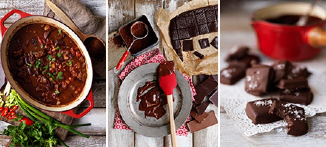 Här har chokladen huvudrollen!