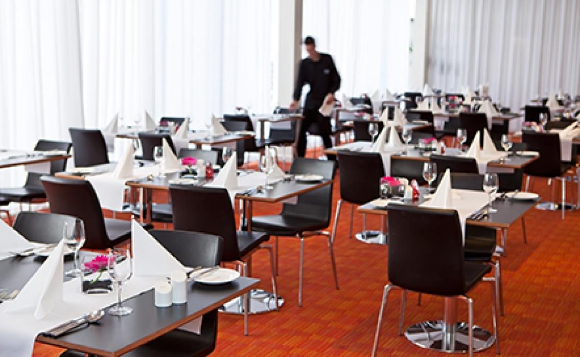 Lyft för hotellens restauranger