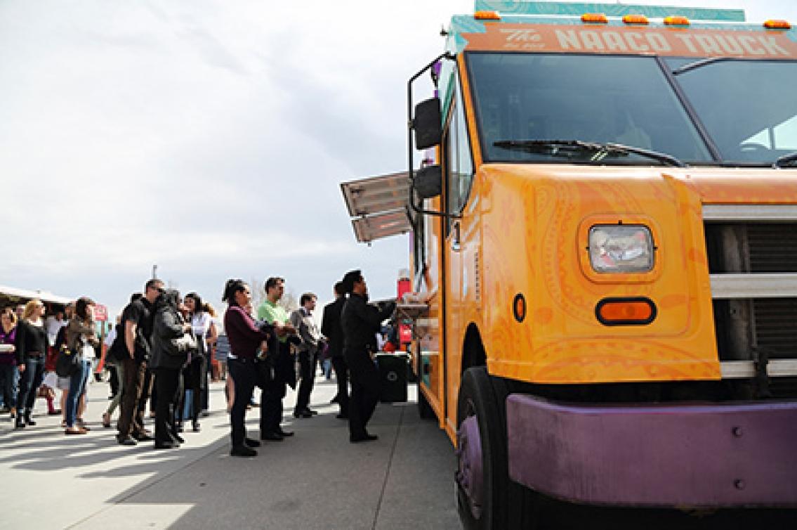 Så tar facket hand om food trucks